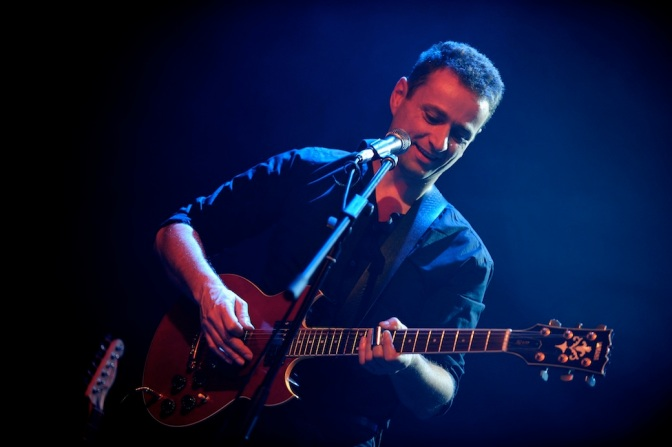 Carlos Guanche en concert