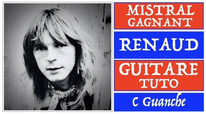 Renaud – Mistral Gagnant – Tuto Guitare Détaillé