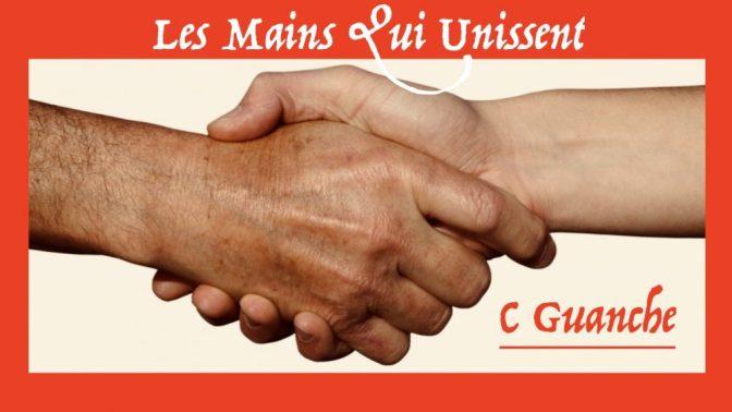 Les mains qui unissent  © C Guanche